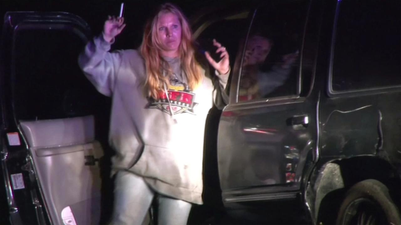 This driver was taken into custody in Sonoma County in Calif. on Thursday, September 3, 2015, after leading Sonoma County Sheriffs Deputies on a high-speed chase.