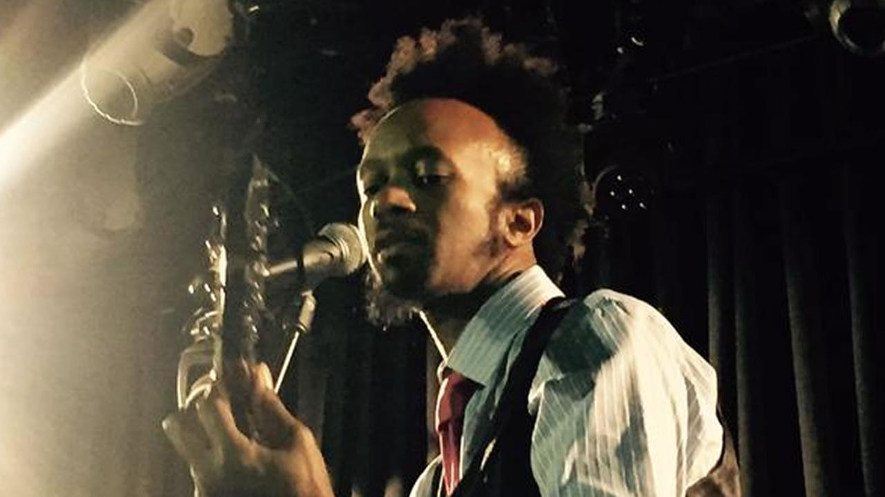 Oaklands Fantastic Negrito played a free concert at San Franciscos Independent, Sept. 11, 2015.