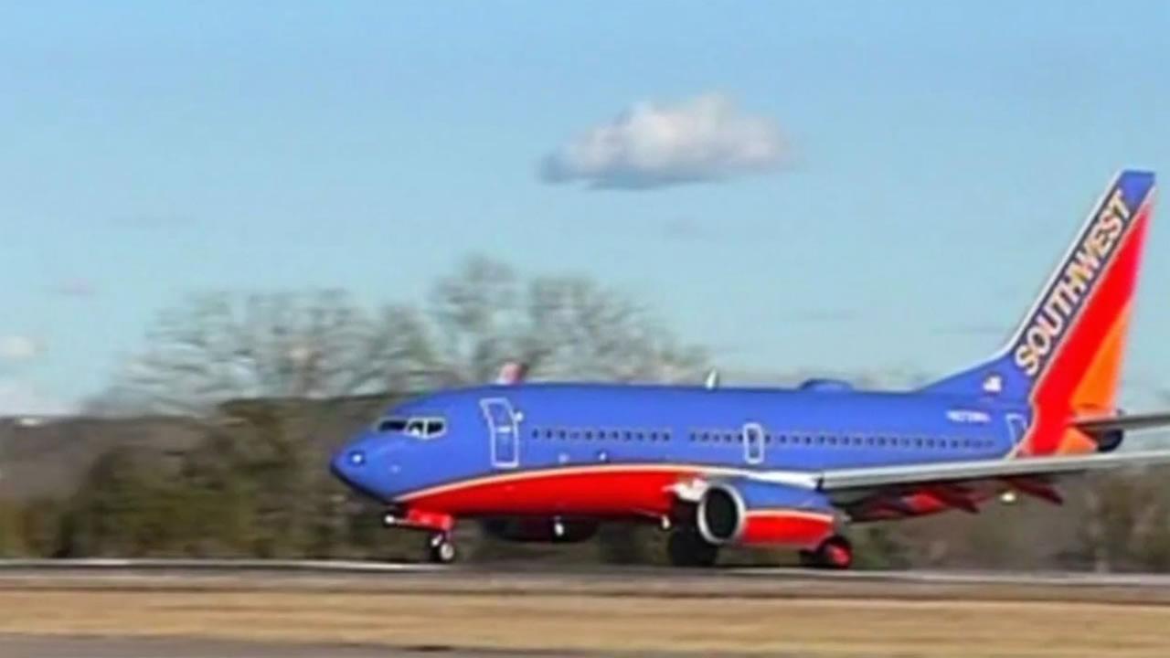 Southwest airlines flight
