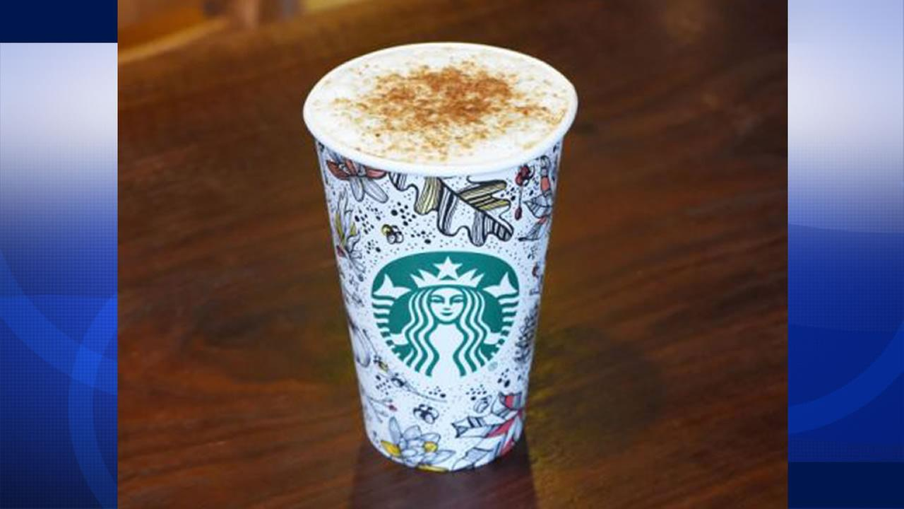 Starbucks new toasted graham latte makes it debut this fall.