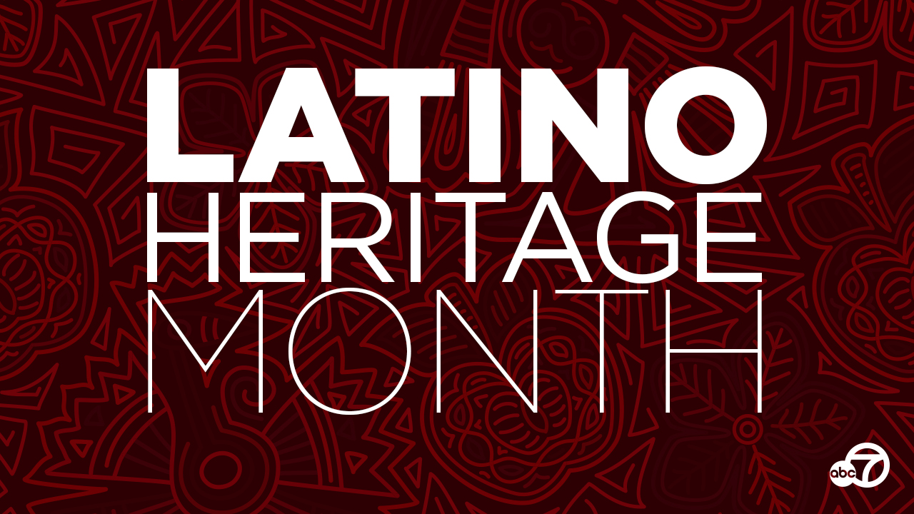 ABC7 Celebrates Latino Heritage Month 2018