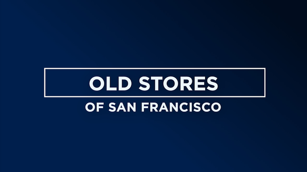 ABC7 News takes a look back at some of San Franciscos most iconic stores that have gone out of business.