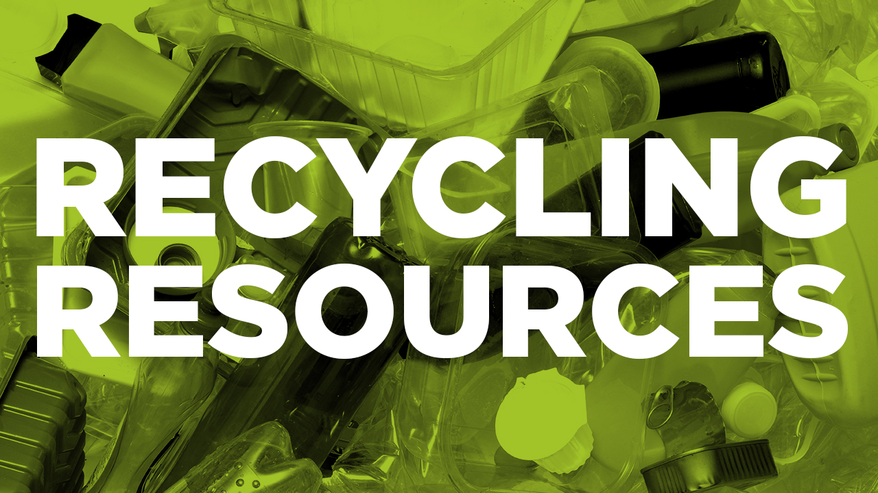 Get help with recycling, trash and composting