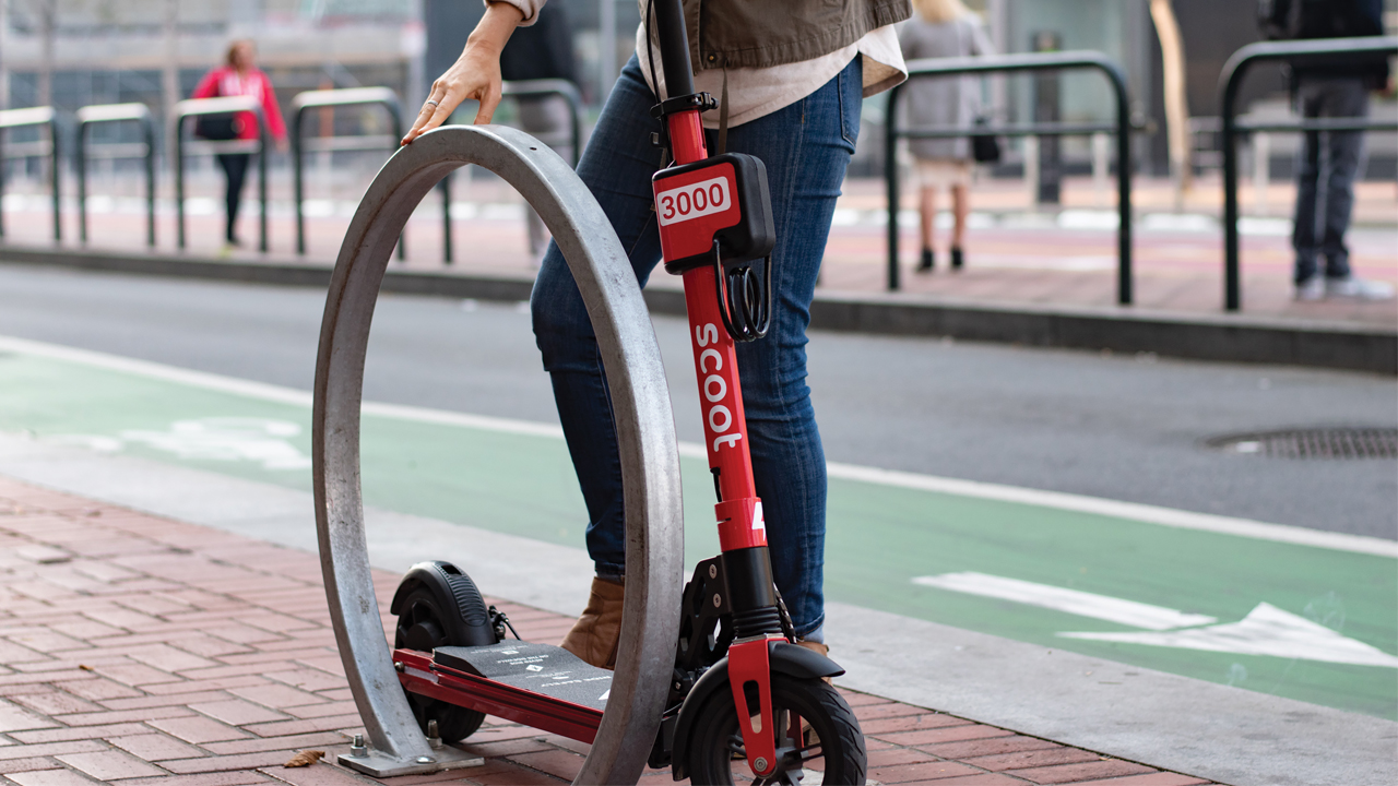Scoot Networks will add cable locks to its popular electric scooters after an increase in thefts and vandalism.