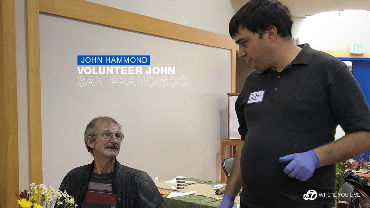 For decades, John Hammond has been volunteering with the USF Dons baseball team, at church, for political campaigns, professional volleyball tournaments and countless other events.