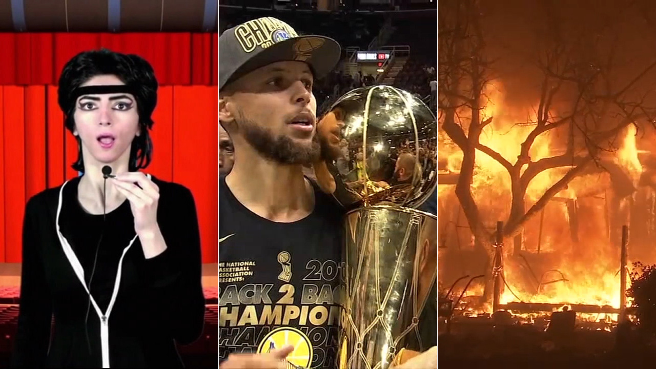 From the shooting at YouTube to the Warriors championship to the destructive wildfires, 2018 will leave a lasting impact on our lives.