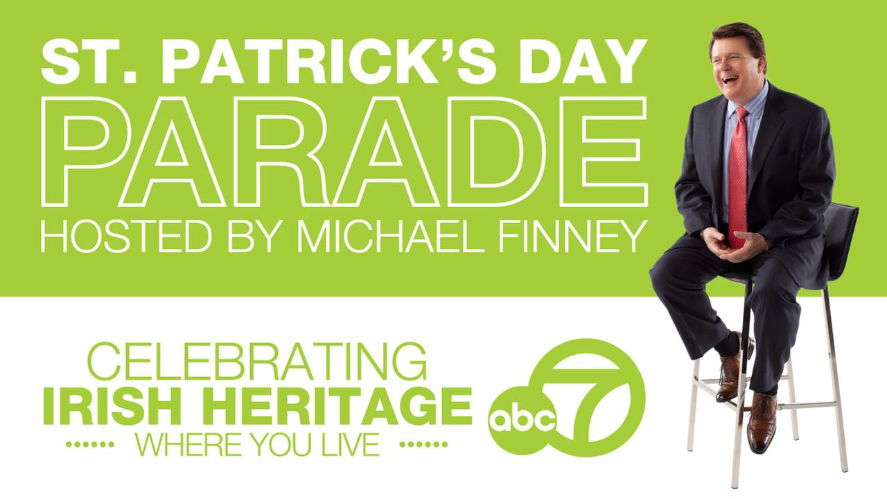 ABC7 News will televise the 2015 St. Patricks Day Parade in San Francisco.