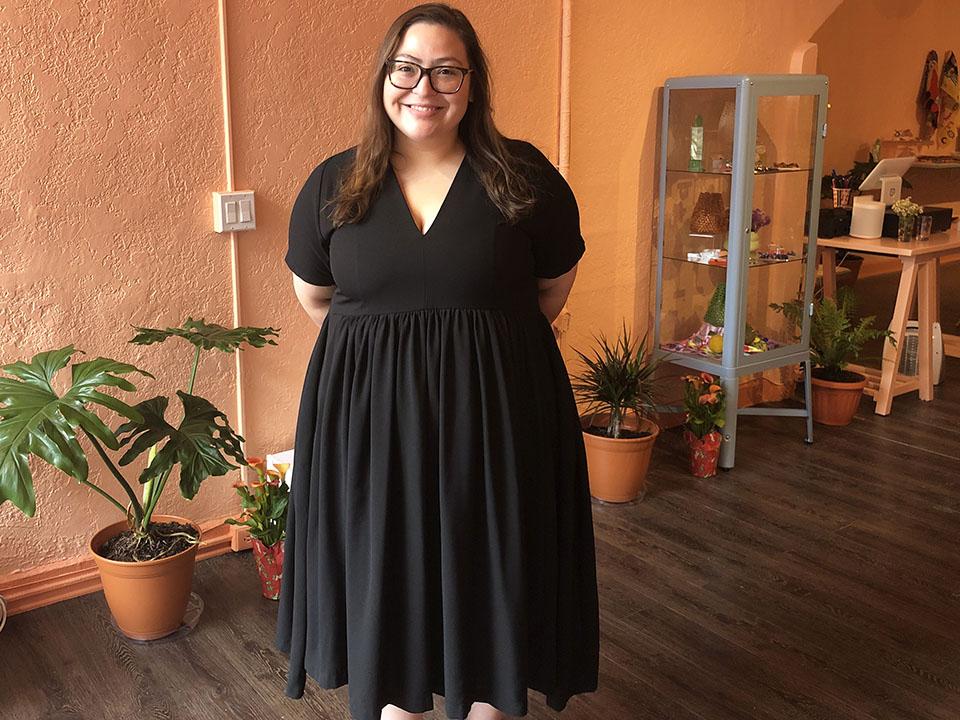 Perdita owner Liz Lucero. | Photos: Teresa Hammerl/Hoodline