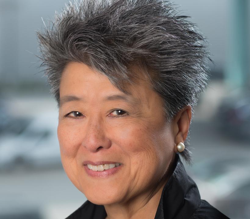 Helen Zia.   Photo: Bob Hsiang