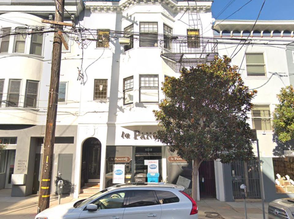 Former La Panotiq space.   Photo: Google