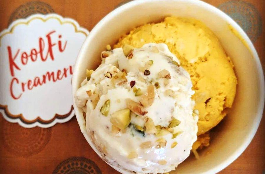 KoolFi Creamery. | Photo: Madhuri A./Yelp
