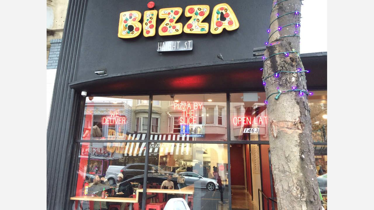 Upper Haight Biz: 'Little Wing' Flies Away, 'Bizza' Now Slinging Slices