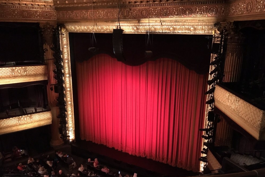 American Conservatory Theater.   Photo: Roy A./Yelp