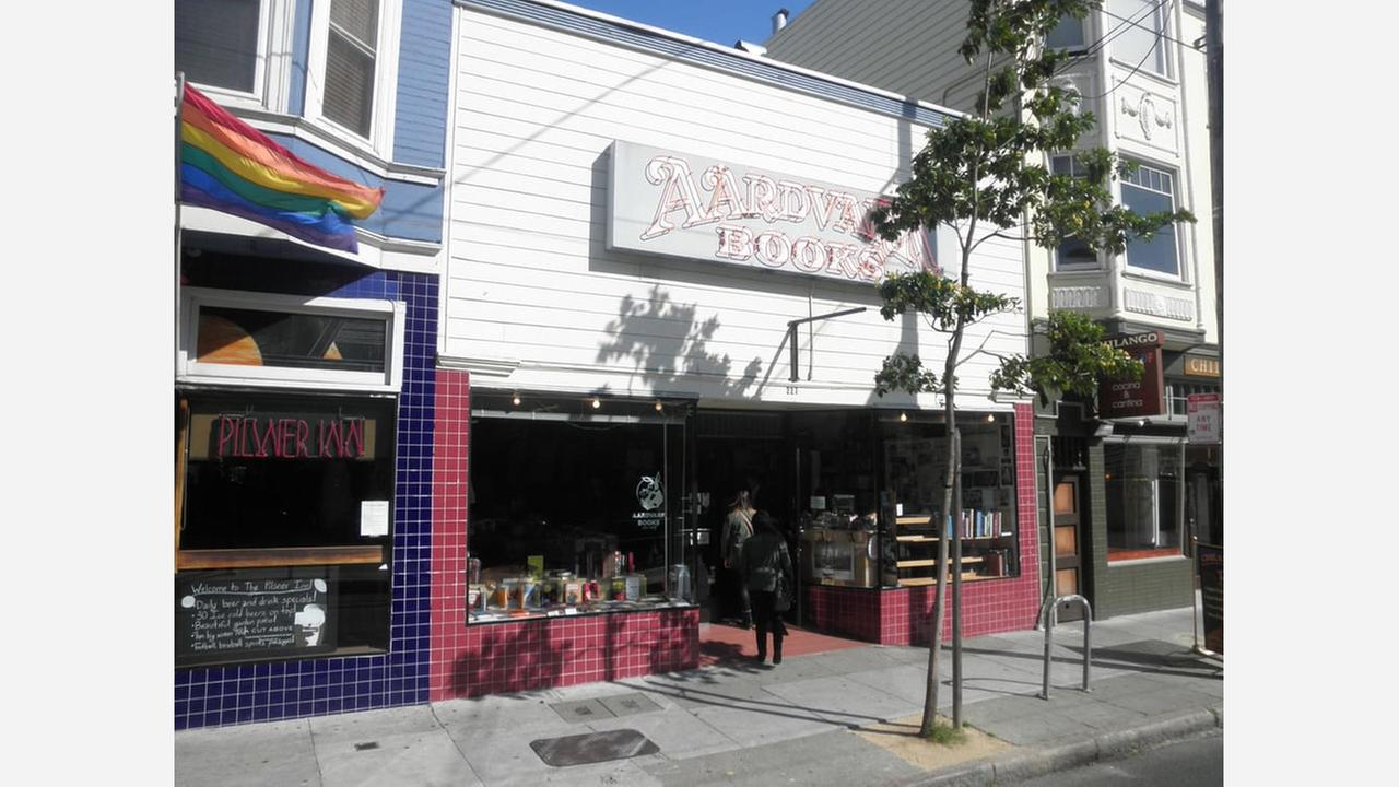 'Aardvark Books' to remain open in San Francisco on Church Street