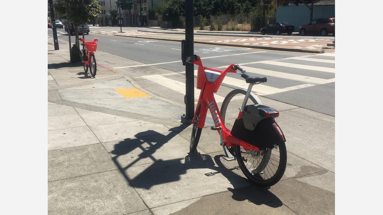 SFMTA Issues 1st Dockless E-Bike Sharing Permit To JUMP Bikes