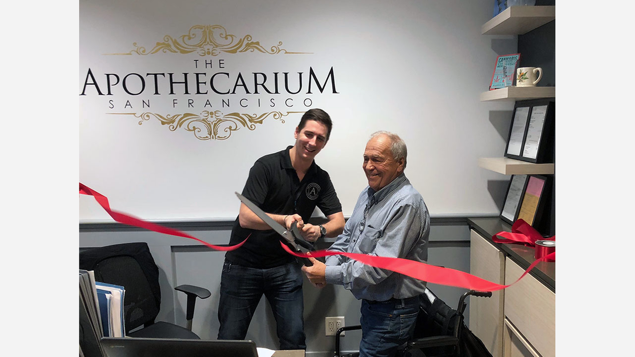 'The Apothecarium' fires up recreational cannabis sales in San Francisco's Marina