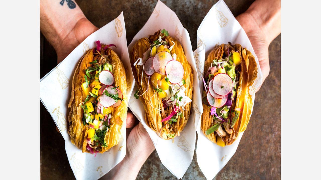 SF Eats: 'Vive La Tarte' Debuts At Ferry Building, 'Cilantro Taqueria' Opens In North Beach, More
