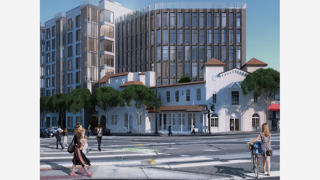 SF considers proposed mixed-use development at Market and Duboce