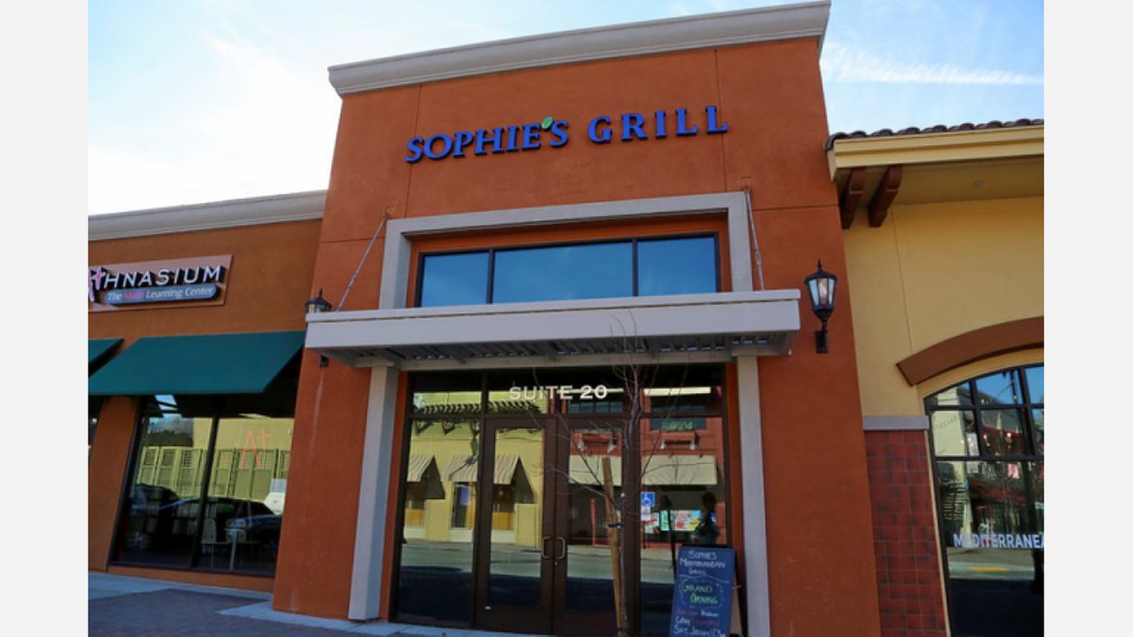 Evergreen East gets new restaurant: Sophie's Mediterranean Grill