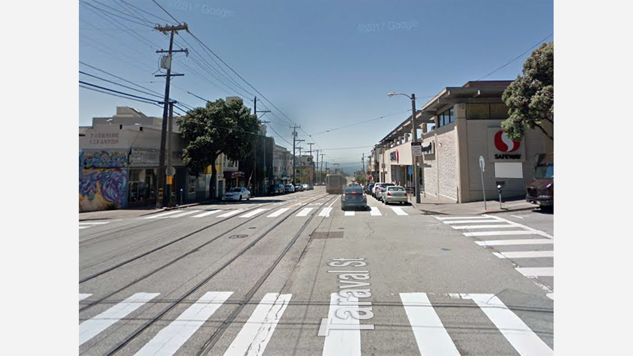 SFMTA Moves Forward With Plan To Remove L-Taraval Stop Near Outer Sunset Safeway