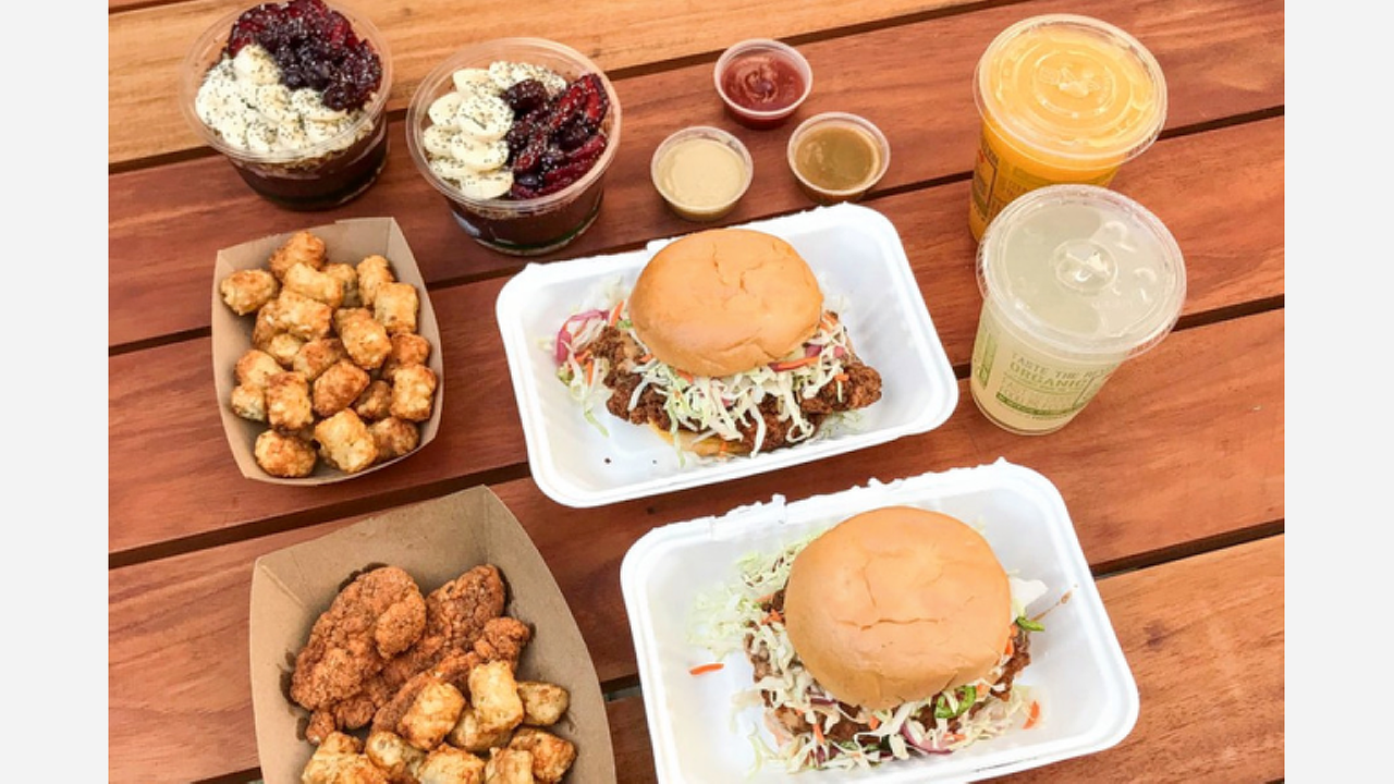 Get Sandwiches And More At SoMa's New 'Organic Coup'