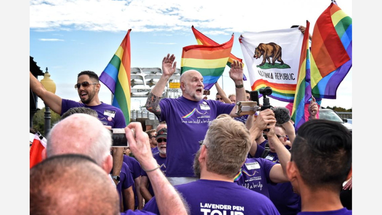 Conductor, pastor reflect on San Francisco Gay Men's Chorus tour of red states