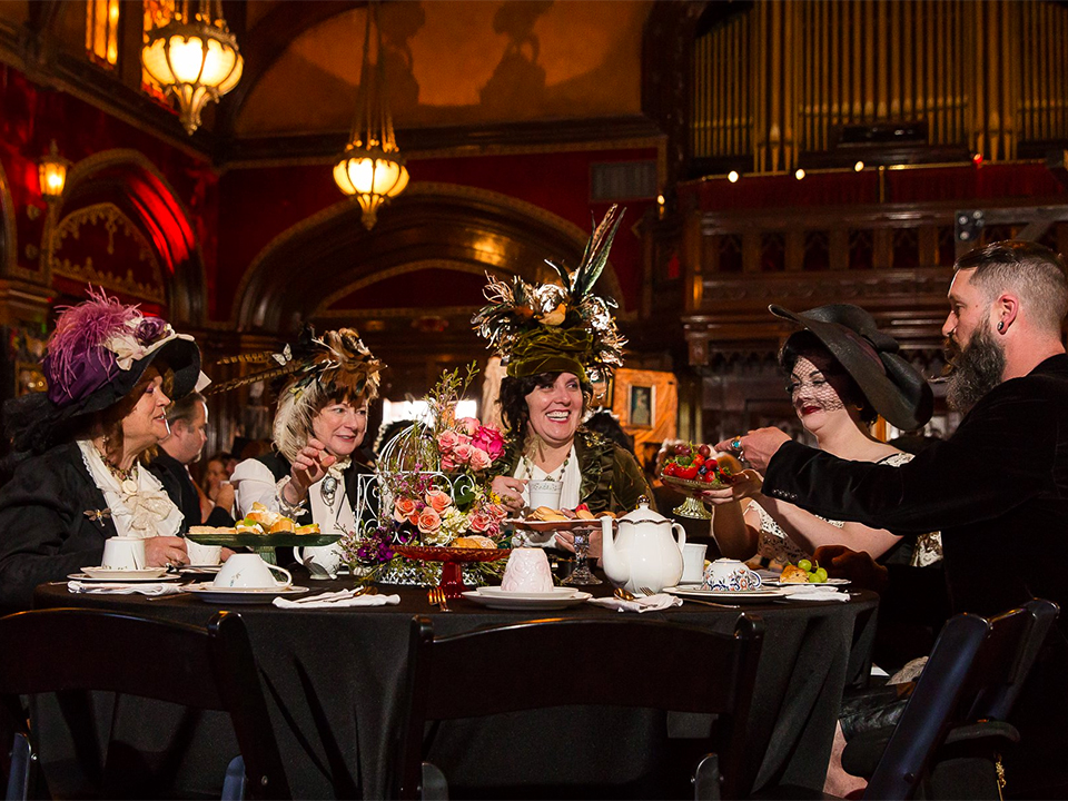 Photo: The Edwardian Ball/Facebook