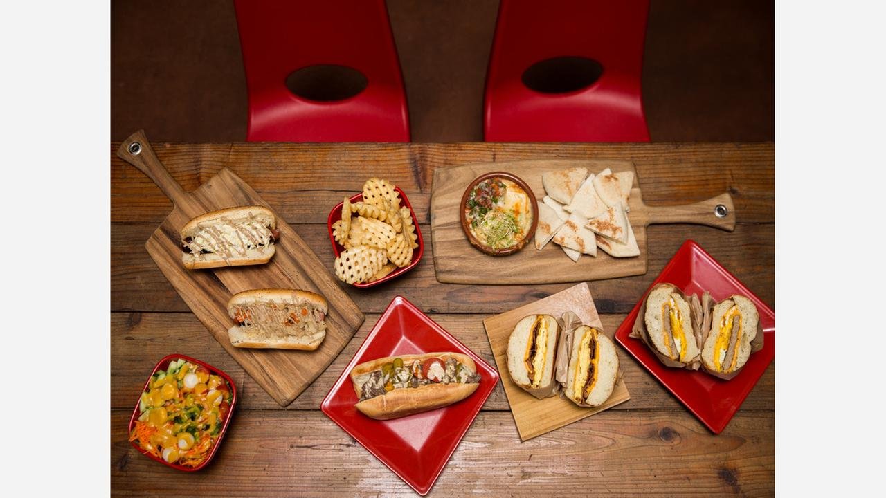 Now Open: 'The Board,' SoMa Sandwich Maven's 4th Eatery