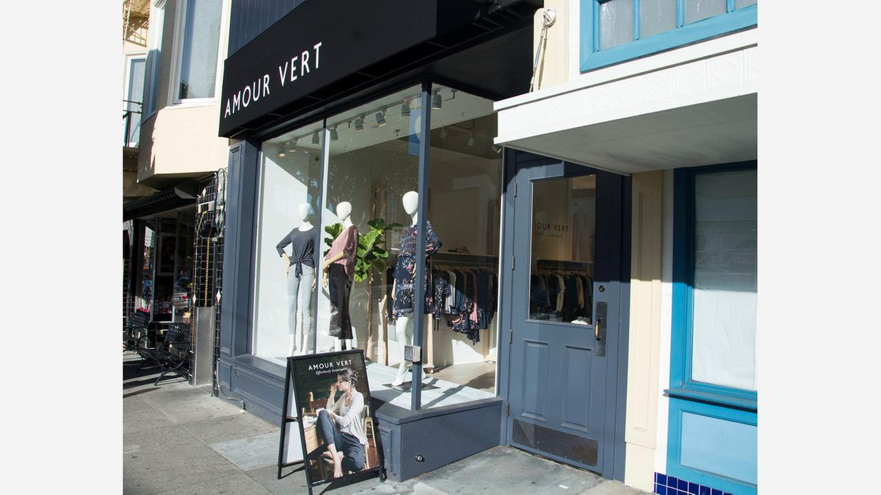 Eco-Friendly Apparel Maker 'Amour Vert' Sprouts Marina Outpost
