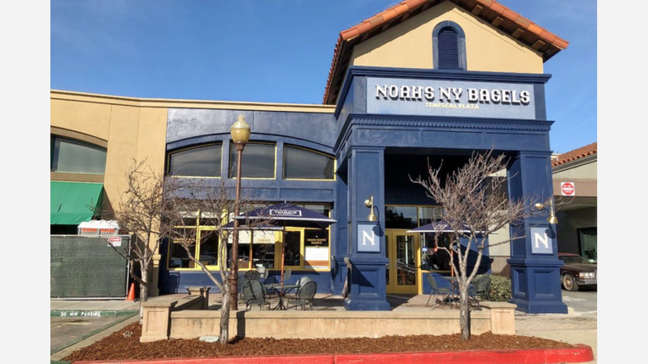 'Noah's Bagels' now toasting at former Genova's Delicatessen in Oakland's Temescal