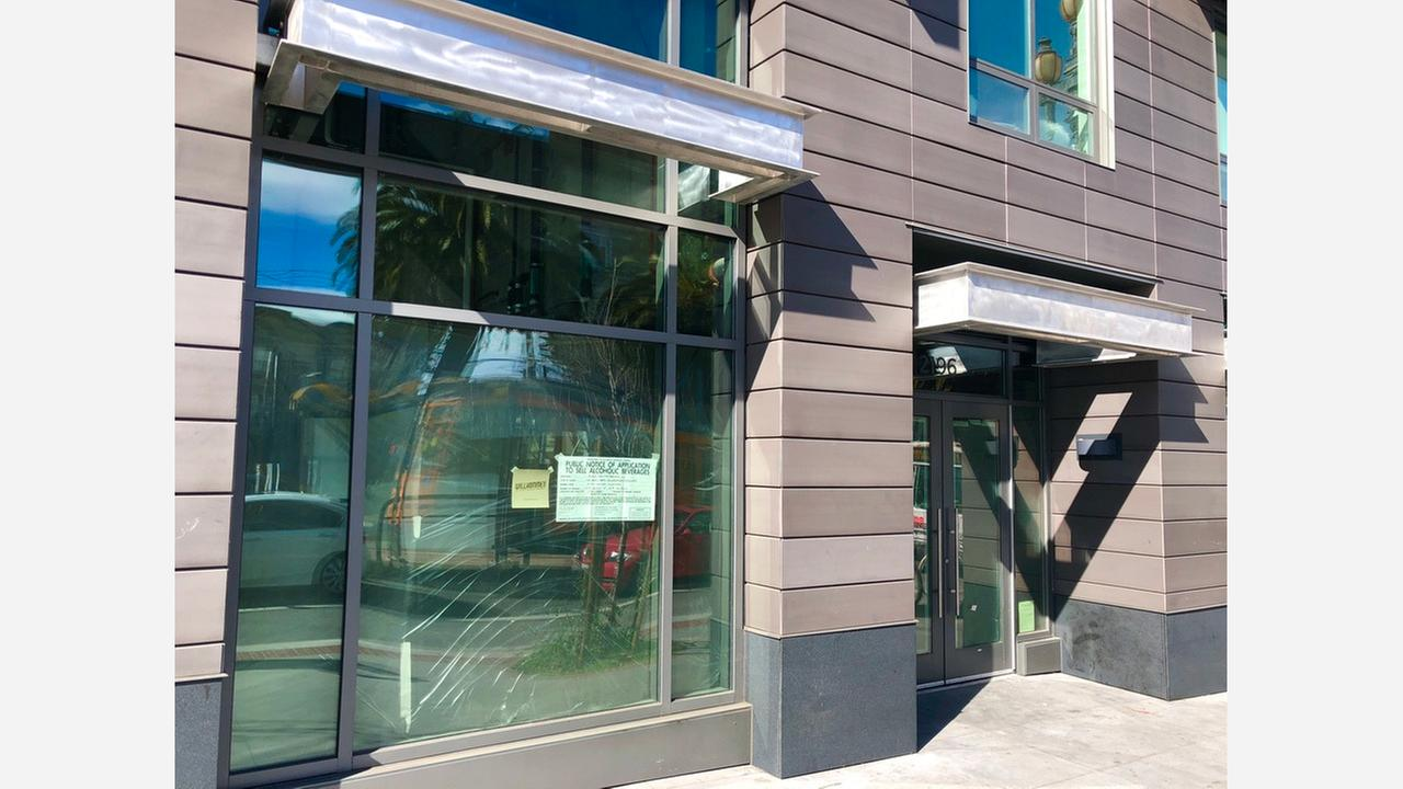 Willkommen will open at 2196 Market Street. | Photo: Steven Bracco/Hoodline