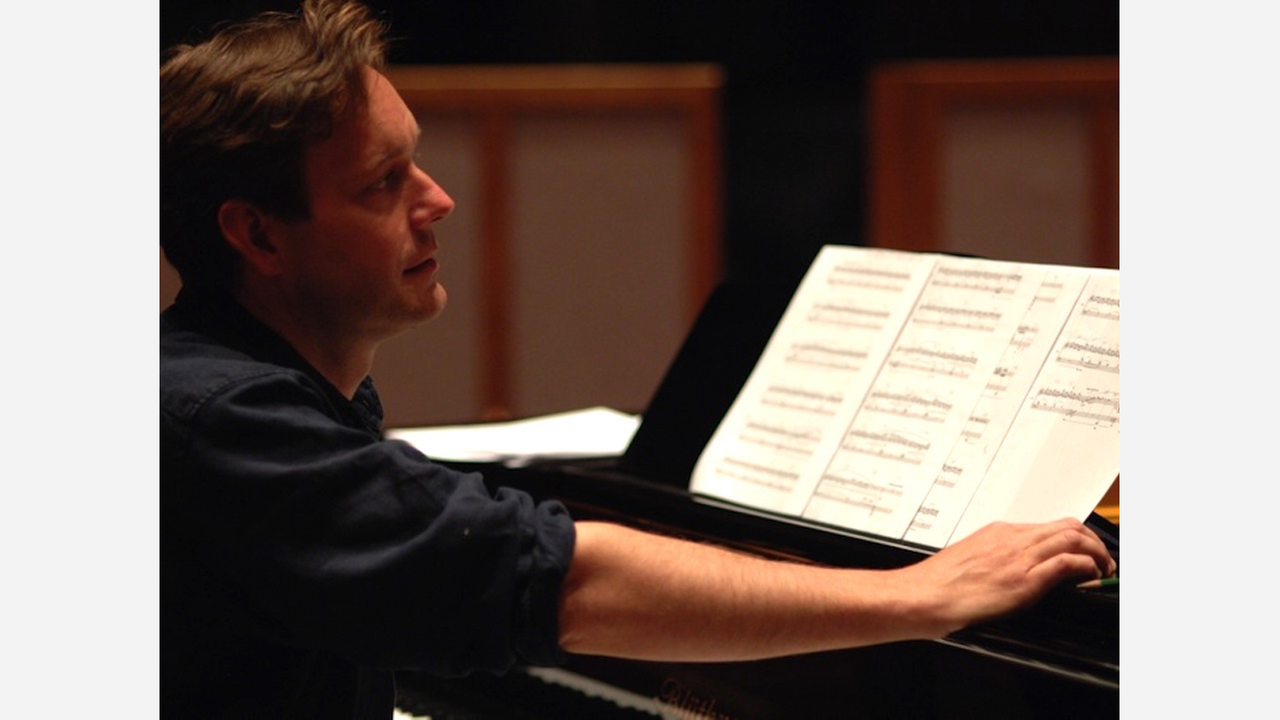 Jake Heggie. | Photo: Art & Clarity