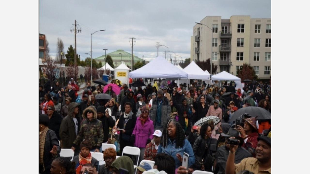 Last years Black Cuisine Festival.| Photos: Bayview Senior Services