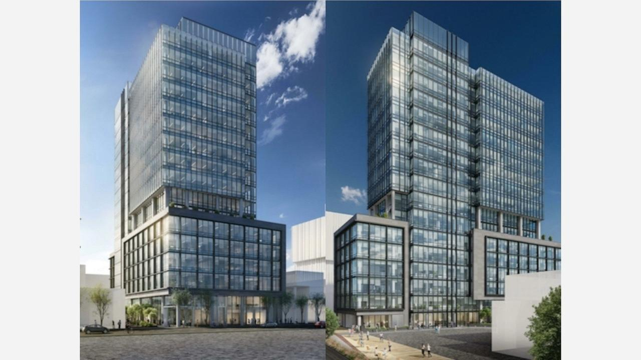 Renderings via SF Planning