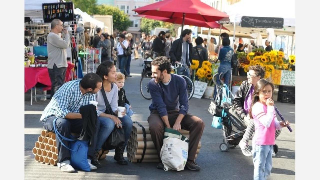 Photos: Mission Community Market