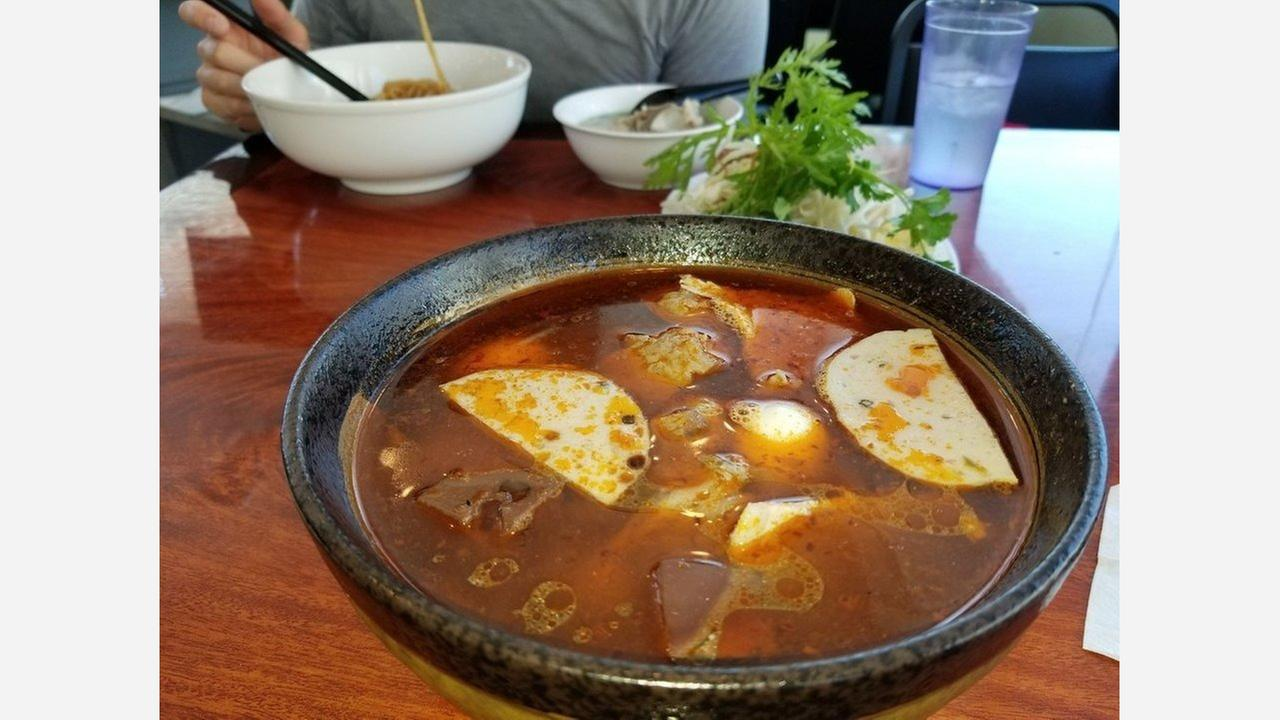 Tasty Phở. | Photo: Jude O./Yelp