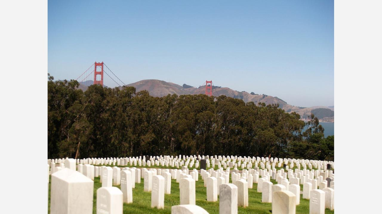 San Francisco National Cemetery. | Photo: Ernest McGray/Flickr