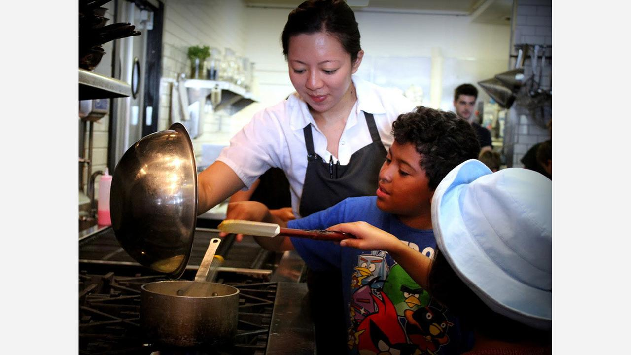 Photos: Sprouts Cooking Club