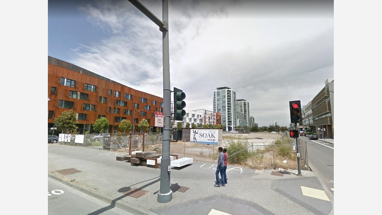 Vacant lot at 1379 Fourth St. in June 2017. | Photo: Google