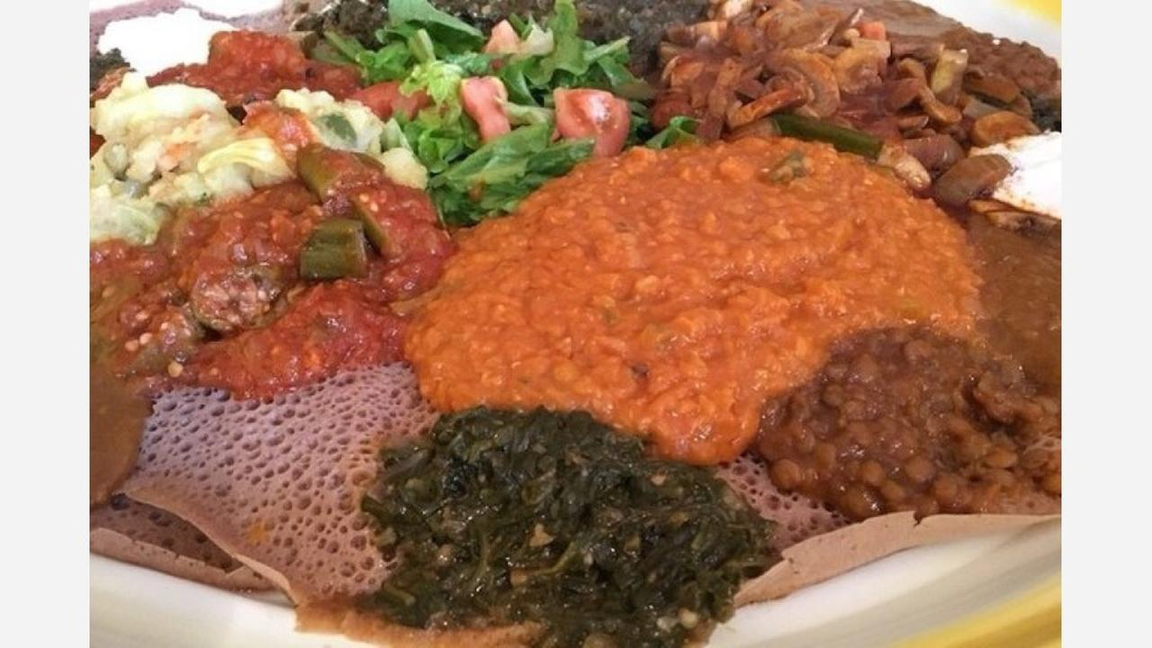 Assab Eritrean Restaurant. | Photo: Kelly B./Yelp