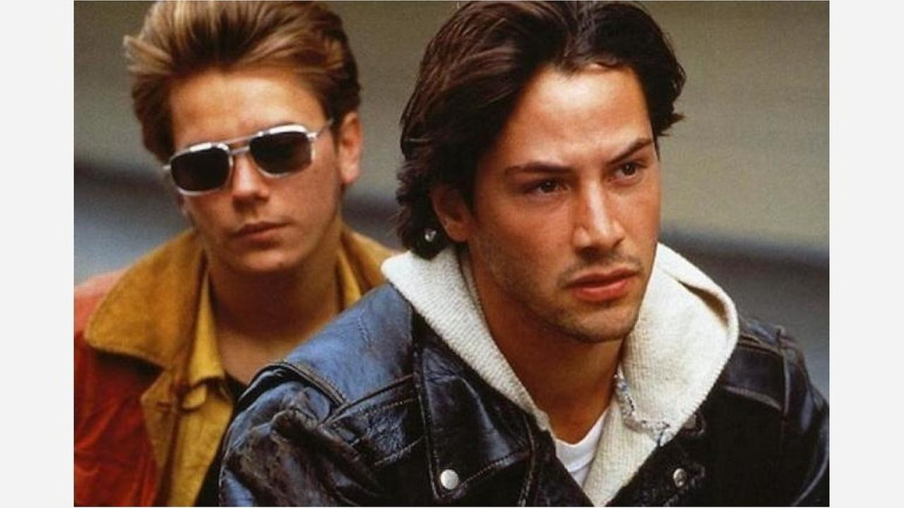River Phoenix and Keanu Reeves in My Own Private Idaho. | Photo: Fine Line Features
