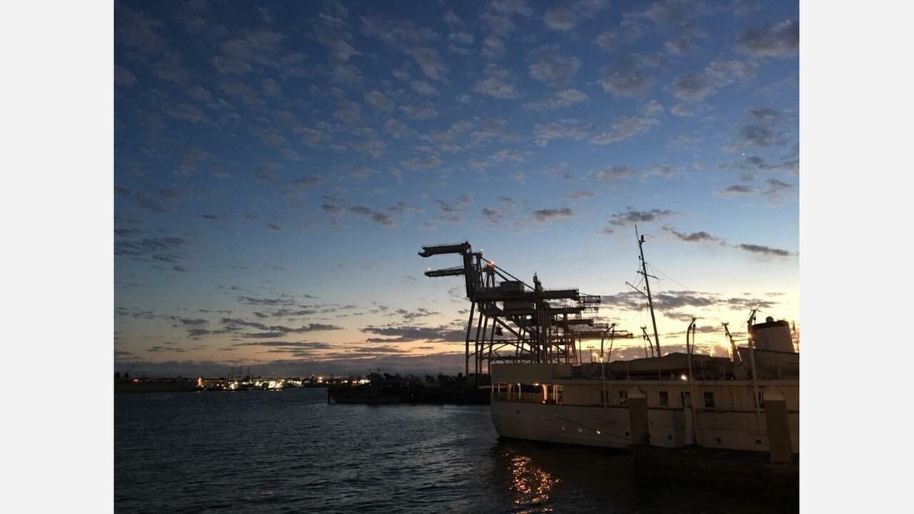 Port of Oakland I Photo: Facebook
