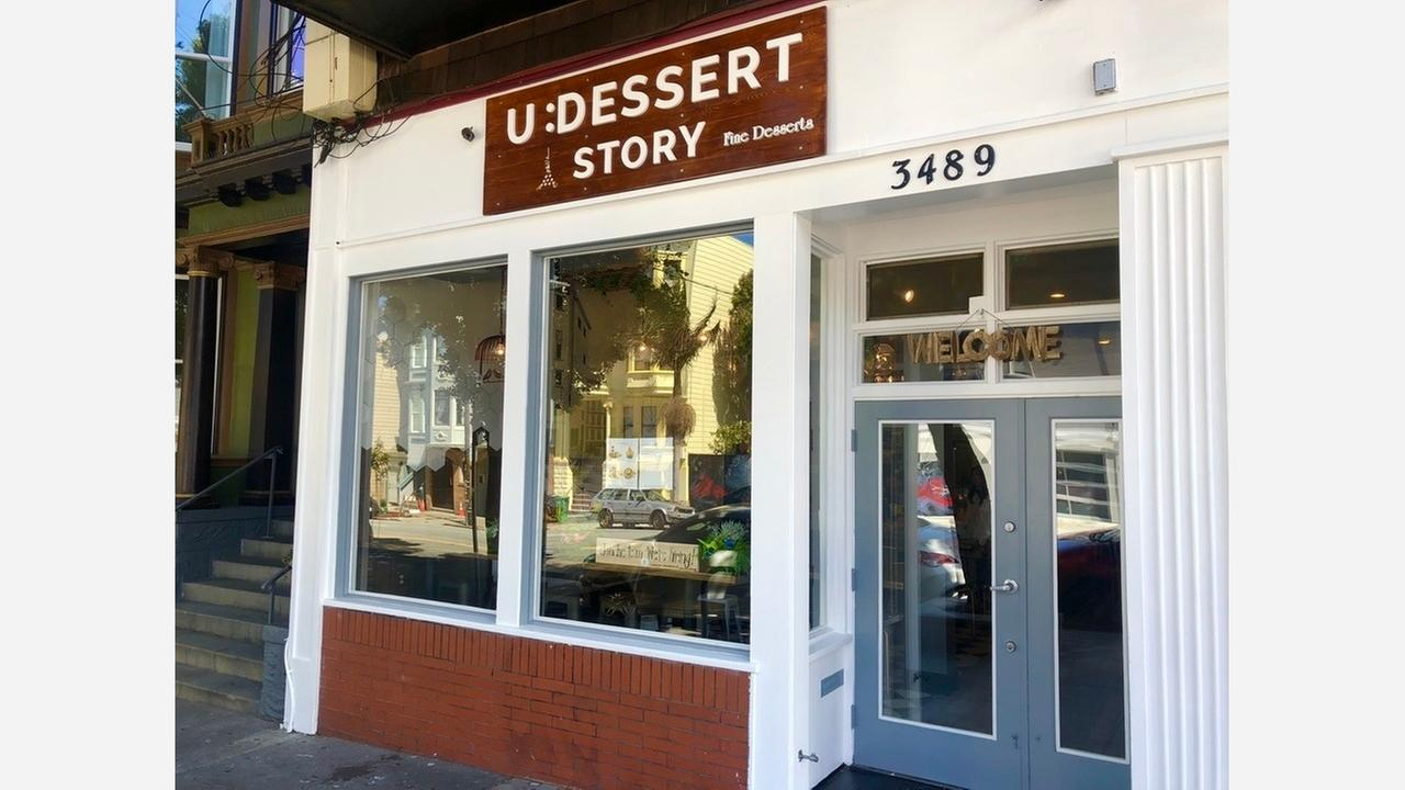 U :Dessert Story opens today at 3489 16th St. | Photo: Steven Bracco/Hoodline