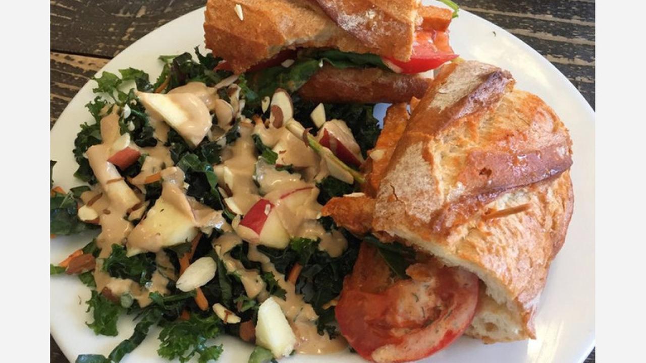 Two Mammas Vegan Kitchen. | Photo: Jocelyn T./Yelp