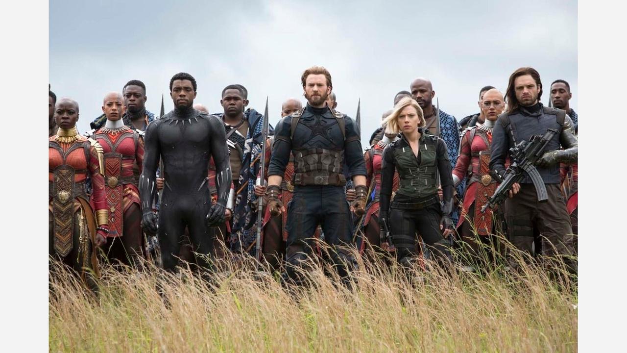 Avengers: Infinity War | Photo: Atom Tickets