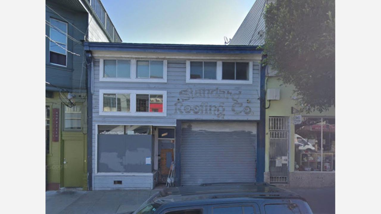 Future home of Tartine. | Photo: Google