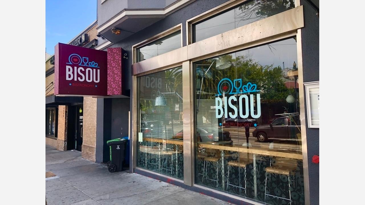 Bisou Bistronomy at 2367 Market is now closed. | Photo: Steven Bracco/Hoodline