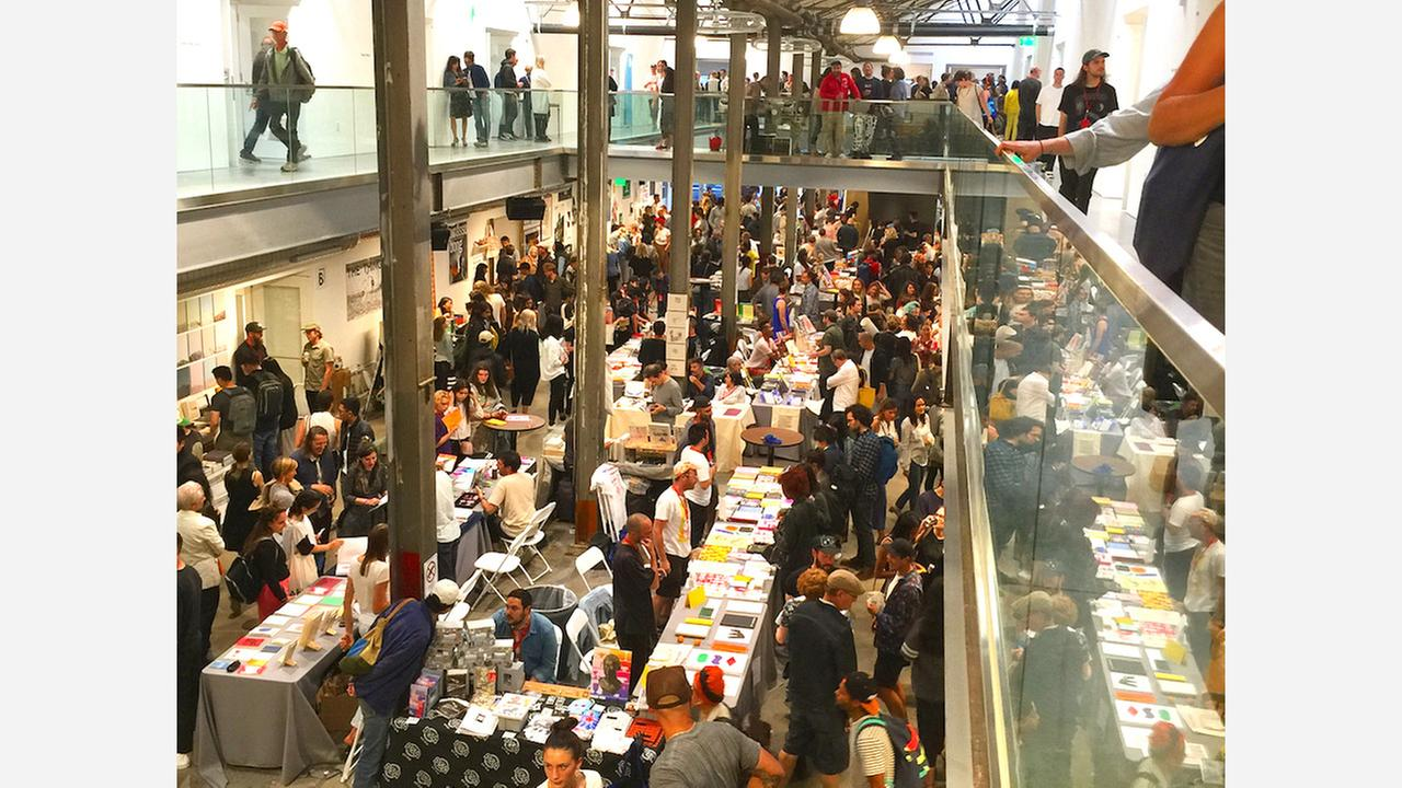 Photo: SF Art Book Fair/Instagram