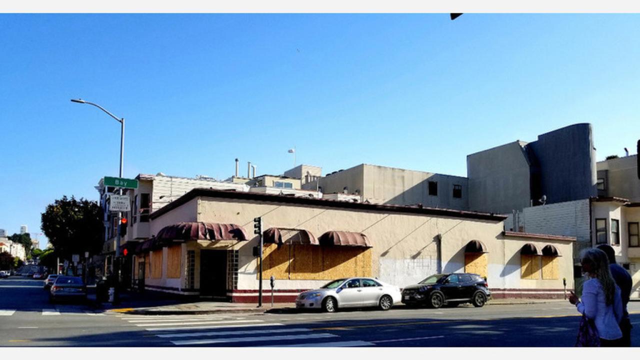 Former Caesars Italian Restaurant . | Photo: Albertino M./Hoodline Tipline