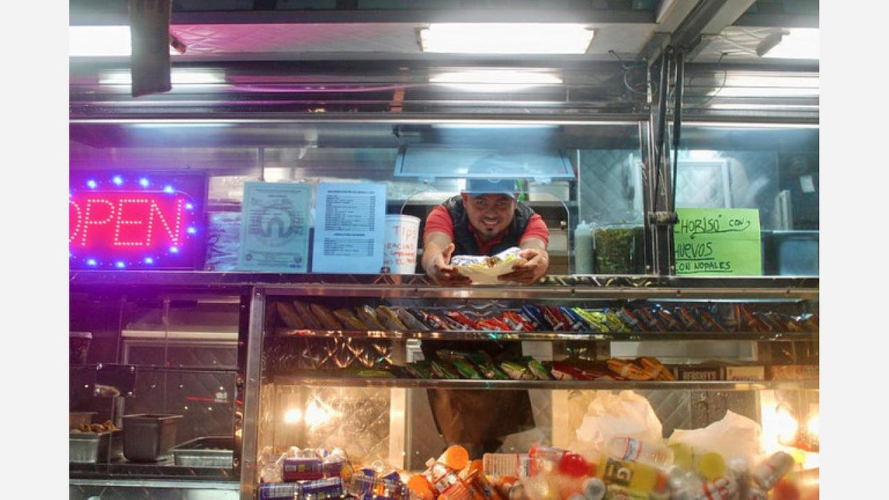 Tacos El Novillo. | Photo: Lina P./Yelp